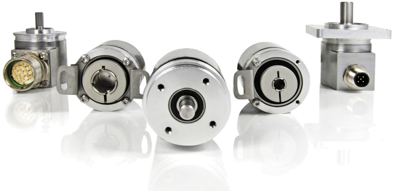 absolute en incrementele encoders als hoeksensor