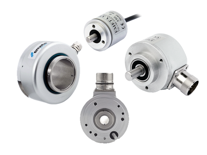 EMETA Encoders made in Sweden